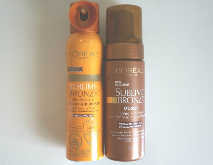 L'Oreal Paris Sublime Bronze