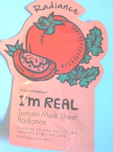 Tony Moly Tomato Mask Sheet Radiance